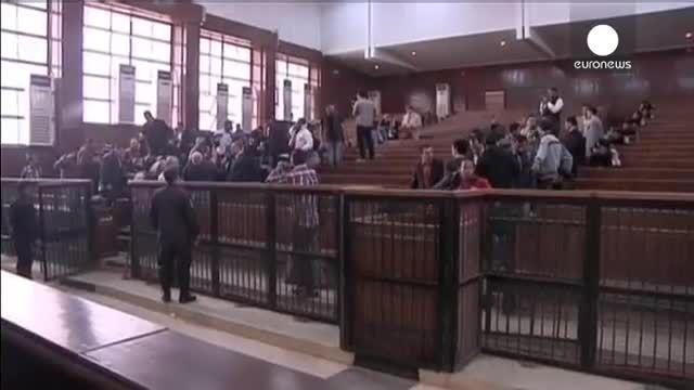 حکم اعدام محمد بدیع رهبر اخوان المسلمین مصر تایید شد