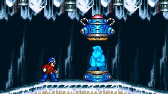 هدیه افتضاح Dr.Light برای Megaman X!