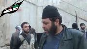 اعدام 70 تن از عناصر ارتش ازاد توسط داعش