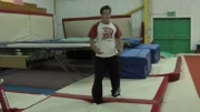 آموزش حرکت وبستر در پارکور (Webster)