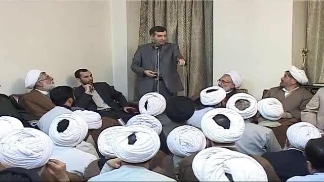 مشایی: اگر کیهان محکوم نشود من مسلمان نیستم !