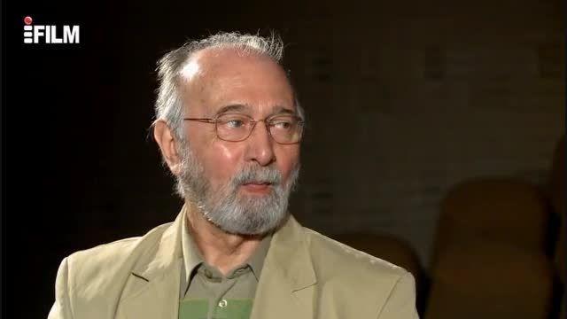 مصاحبه شبکه آیفیلم با  پیشکسوت سینما پرویز پورحسینی