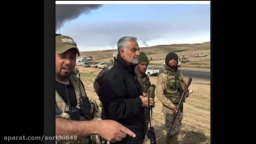 عملیات آزادسازی خلبان روسی توسط تیم قاسم سلیمانی-سوریه