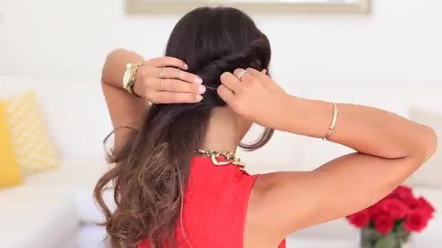 مدل موهای ساده برای هر روز