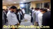 کلیپ اختصاصی ستاد شهر قدس : حضور دکتر سعید جلیلی در جبهه پایداری تهران - 7