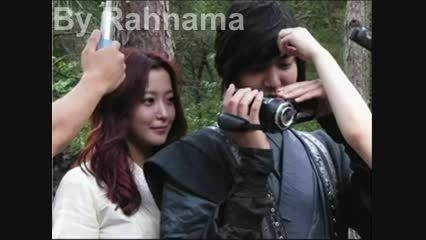 میکس تصاویر لی مین هو و سونگ ایل گوک-ساخته خودم