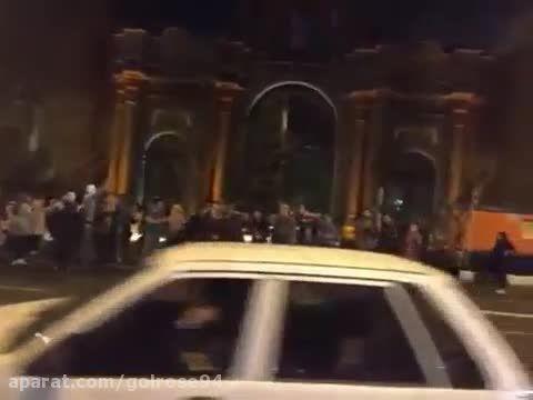 ایرانیان عاشق دکتر ظریف هستند