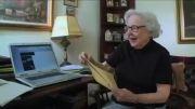 یادگیری خلبانی توسط مادربزرگ 91 ساله