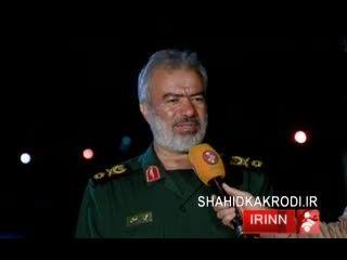 توضیحات فرمانده نیرو دریایی سپاه درباره سلاح وحشتناک را