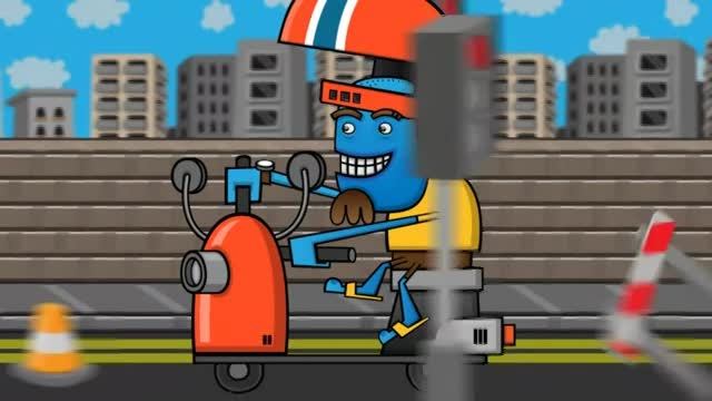 فواید گذاشتن کلاه ایمنی هنگام موتور سواری