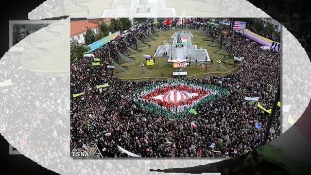 کلیپ زیبا در مورد انقلاب لحظه لحظه خاطرات بهمنی (زمانی)