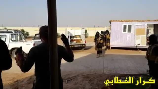 وحشت داعش از نیروهای ویژه سرایا السلام