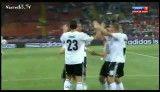 بازی زیبا وجذاب آلمان2 و هلند1