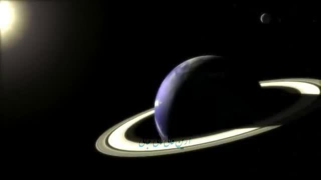 اگر زمین مانند سیاره زحل بود (بسیار عالی محوش میشی)