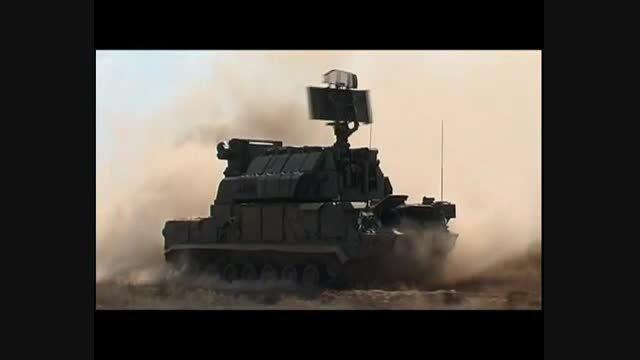 سامانه پدافند هوایی Tor M2E