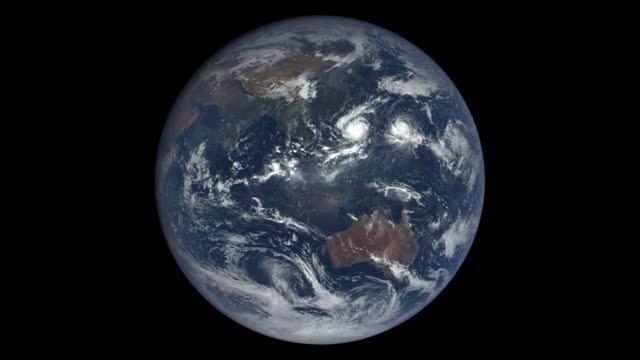تصاویر زنده کره زمین هم اینک در سایت ناسا