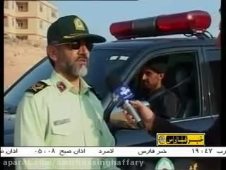دستگیری قاتل توسط یگان ویژه