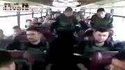 ((  انگار دارن میرن عروسی روحیه رو ببینید)) ارتشیان سوریه در راه القصیر برای آزادسازی کامل شهر القصیر