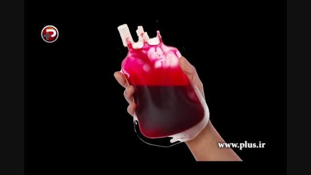 واردات خون چینی در ایران