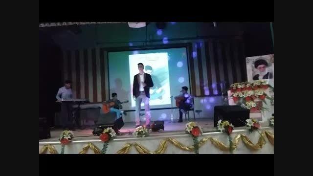 اجرای زنده (باور) گروه سون با صدای اصغر نقی آبادی