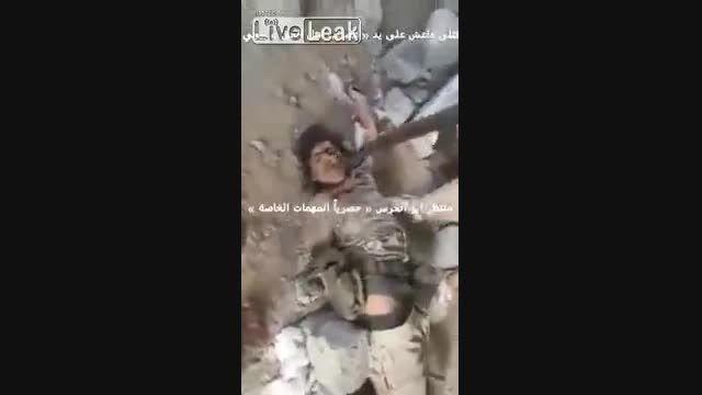 کشته های داعش