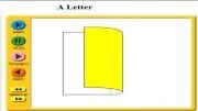 ساخت پاکت نامه  کاغذی اوریگامی
