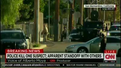 تیراندازی مرگبار در کالیفرنیای آمریکا شهر سن برنادینو 4