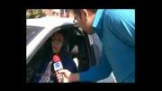 خطرات وجود معتادان خیابانی در حاشیه بزرگراه های تهران!