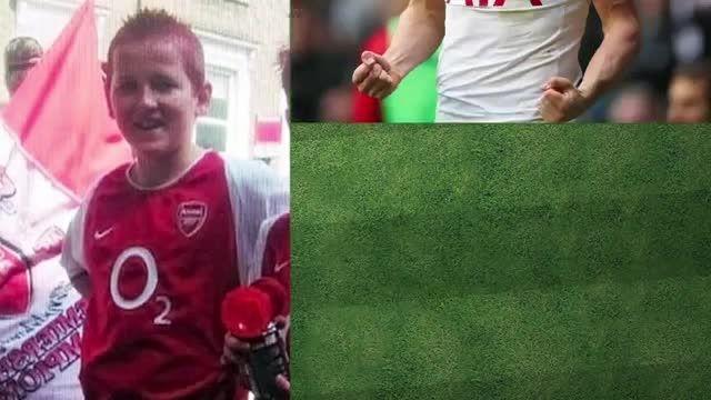 تصاویر جالب از 40 فوتبالیست مشهور در زمان کودکی
