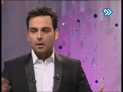 تیکه احسان علیخانی به احمدی نژاد Ehsan Alikhani.mkv