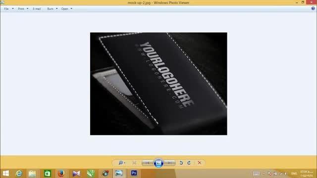 دانلود موکاپ رایگان و آموزش تصویری