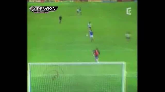 بد ترین و وحشیانه ترین خطا در تاریخ فوتبال جهان!