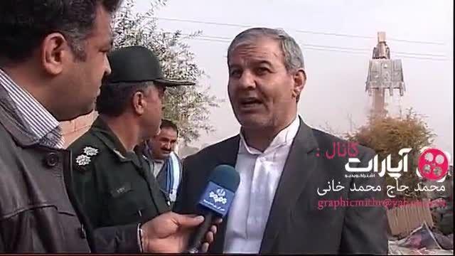 تخریب 64 مرکز غیر مجاز در جنوب تهران