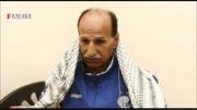 شوکه شدن سلطان با شنیدن خبر درگذشت سرطلایی