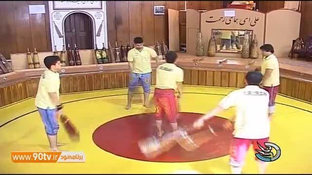 اهدای خودروی لکسوس به تماشاگران بازی ایران - عمان