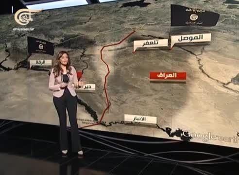 سعی عراق و سوریه در جدا کردن مناطق داعش در دو کشور