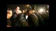 ورود ظریف به ایران پس از توافق اولیه ژنو
