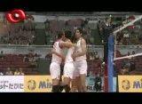 اقتدار ایران در والیبال این دفعه در برابر آرژانتین