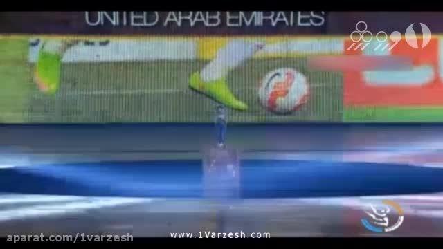 وحید شمسایی بهترین فوتسالیست سال آسیا شد