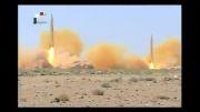 آزمایش موشک های بالستیک و دوربرد توسط ارتش سوریه