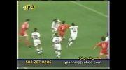 مسابقه فوتبال  ایران - امریکا سال 2000