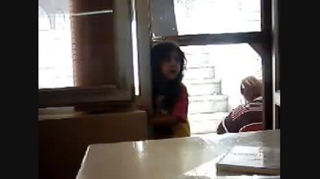 یک کودک سه ساله در مورد مادر شدن چقدر می داند .قسمت اول