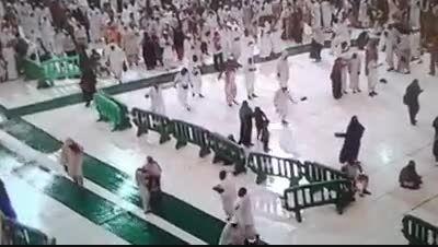 سقوط جرثقیل بالابر در مسجد الحرام - اتفاق یا دسیسه