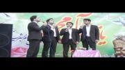 اجرای گروه تواشیح به مناسبت جشن میلاد امام مهدی(عج)