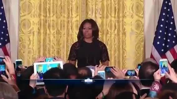 همســـر اوباما،میشـــل اوباما