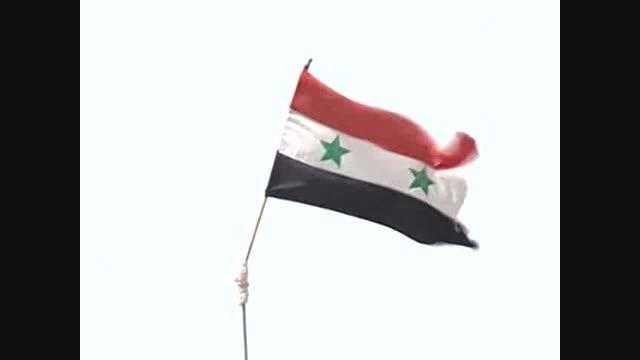 """پیشروی ارتش سوریه در منطقه """"بصر الحریر"""""""