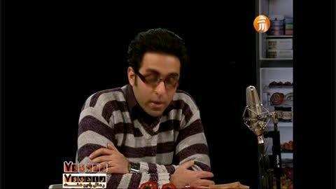 متن خوانی سهیل محزون و چرخ و فلک با صدای محمد خاکپور