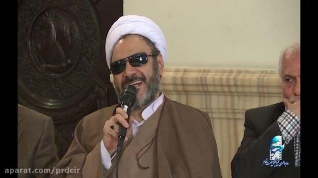 سخنان حجت الاسلام مرتضوی در دیدار با آیت الله هاشمی