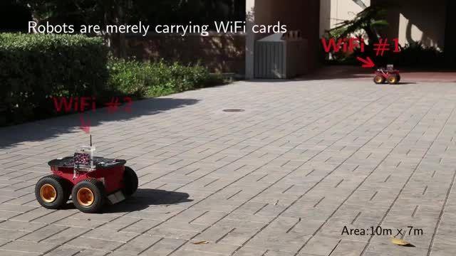 محقق ایرانی با Wi-Fi افراد را شمرد !