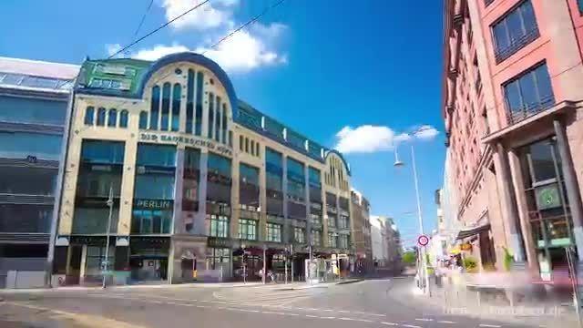 مناطق توریستی و دیدنی برلین-آلمان